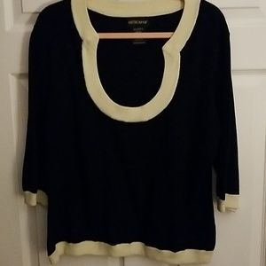 Metrostyle Sweater Sz XL